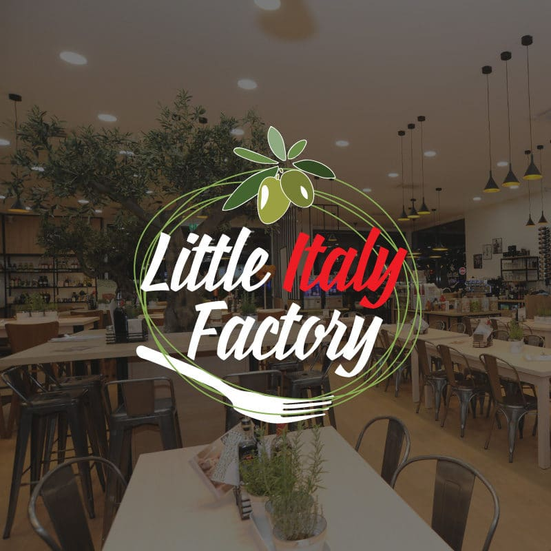 Little Italy Factory