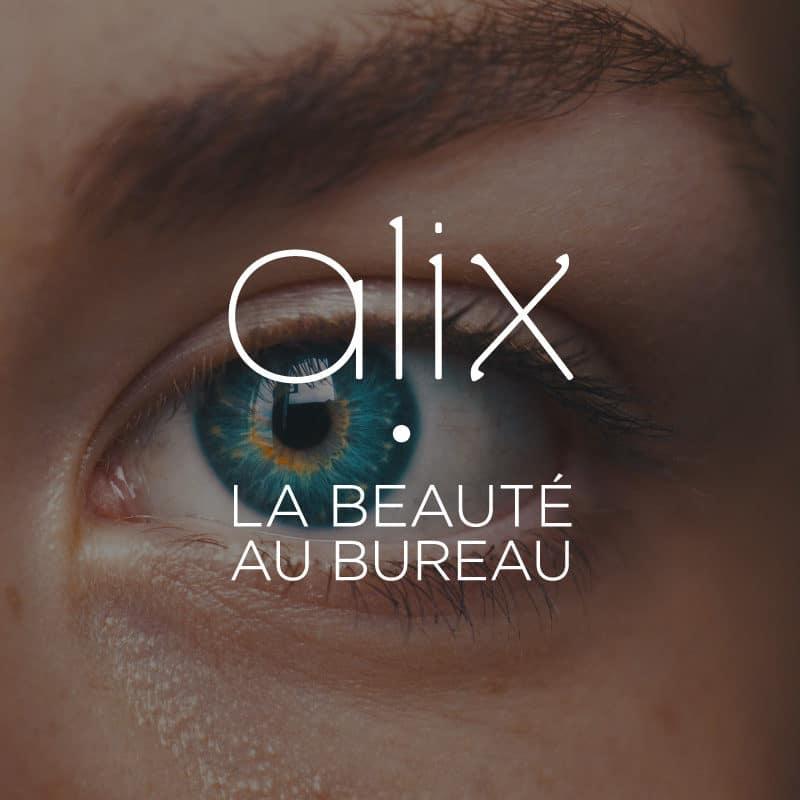 Alix . La Beauté au Bureau