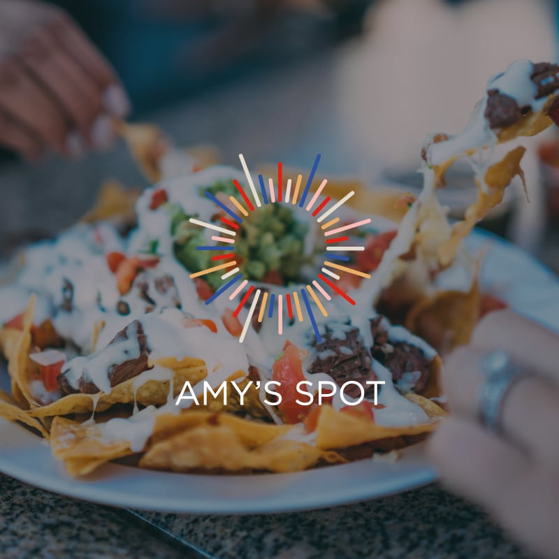 Amy's Spot – Ibis Rouge