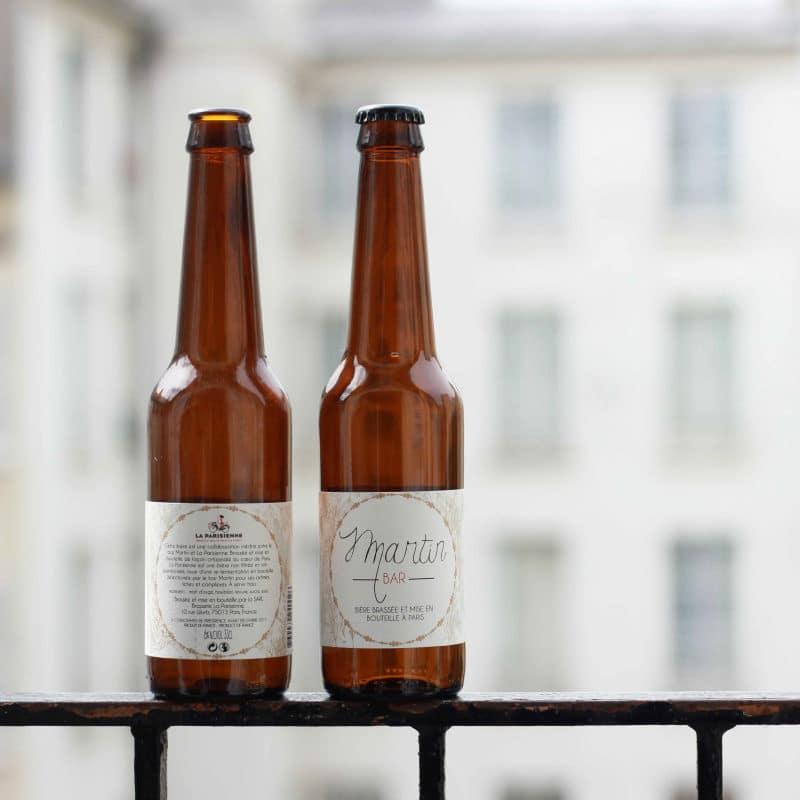 La Parisienne x Martin Bar