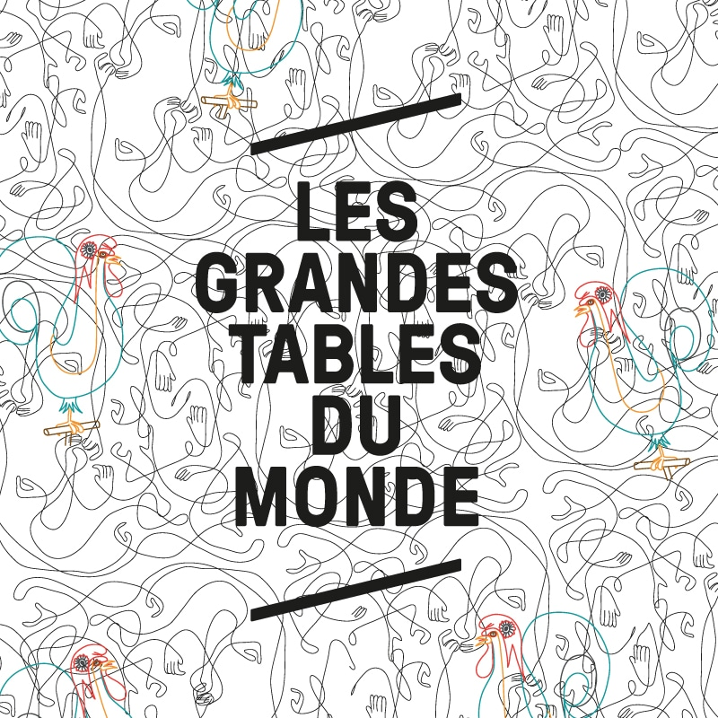 Les Grandes Tables du Monde – Guide 2018