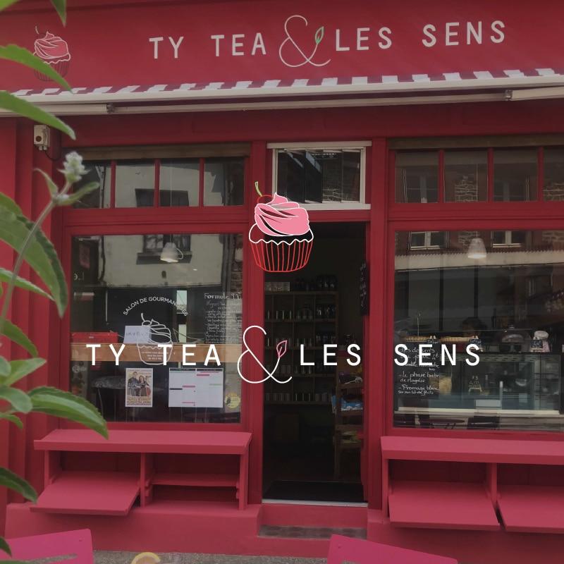 Ty Tea & Les Sens